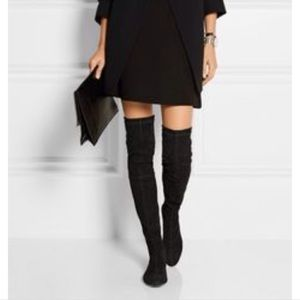 Charles David Flat Over the Knee Boots